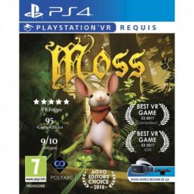 Moss Jeu PS4 VR (VR obligatoire)