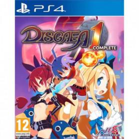 Disgaea 1 Complete Jeu PS4