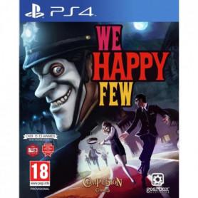 We Happy Few Jeu PS4