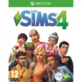 Sims 4 Jeu Xbox One