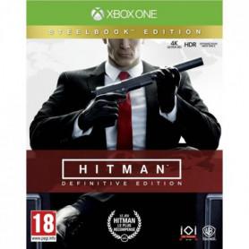 Hitman: Definitive Edition Steelbook Edition