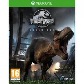 Jurassic World: Evolution Jeu Xbox One