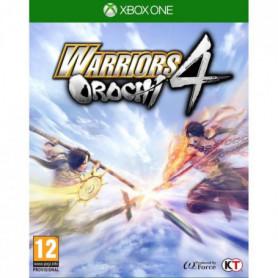 Warriors Orochi 4 Jeu Xbox One
