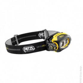 PETZL Lampe frontale Pixa 3 - Mixte - Noir et jaune