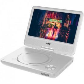 """D-JIX PVS906-20 Lecteur DVD portable 9"""" rotatif"""