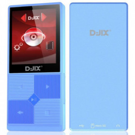 D-JIX M320BT Lecteur multimédia MP4 - 4 Go - Bluetooth