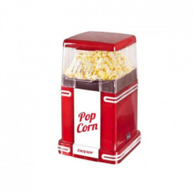 BEPER 90.590Y Machine à popcorn vintage - Rouge