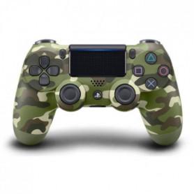 Manette PS4 DualShock 4 Green Camo V2