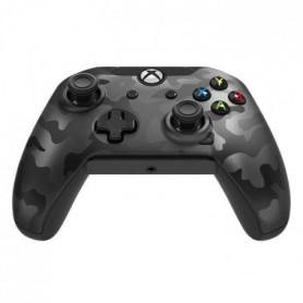 Manette PDP Afterglow Camo noire V2 pour Xbox One