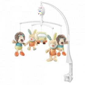 Babysun Mobile musical Funky Friends