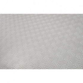 SOLEIL D'OCRE Sous nappe - 140X240 cm - Blanc