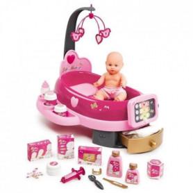 SMOBY Baby Nurse Nursery Electronique +Poupon