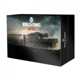 Coffret Édition Collector World of Tanks pour PS4