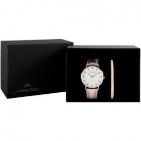 ANDREAS OSTEN Coffret Montre Quartz