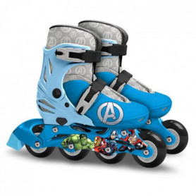 AVENGERS Rollers Ajustables - Taille 30-33 - Marvel