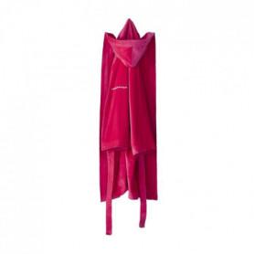 NAF NAF Peignoir avec capuche en velours 100% coton
