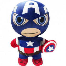 INFLATE-A-HERoeS Peluche gonflable Classic Captain America