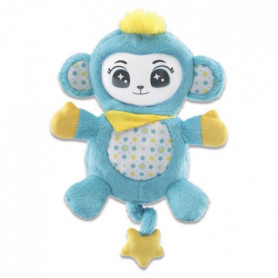 VTECH - Monki Pop - Singe Interactif - Bleu