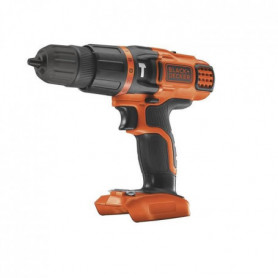 BLACK&DECKER Perceuse percussion sans fil BDCH188N