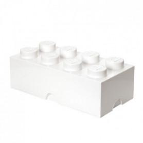 LEGO 40041735  Brique de rangement - Blanc