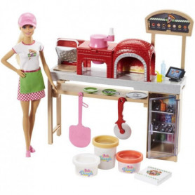 BARBIE - Coffret Pizzeria