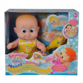BOUNCING BABIES Benny Nage Avec Son Dauphin