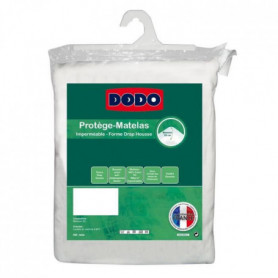 DODO Protege-matelas Alese imperméable Jade 90x190cm