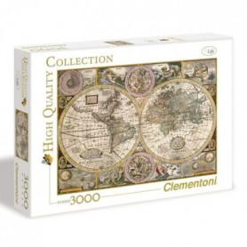 Clementoni Old map Puzzle