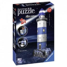 RAVENSBURGER Puzzle 3D Phare Night Edition 216 pcs