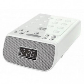 SOUDMASTER URD860WE Radio-réveil stéréo CD / MP3