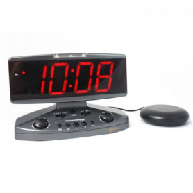Réveil malentendant vibreur GEEMARC Wake'n'Shake