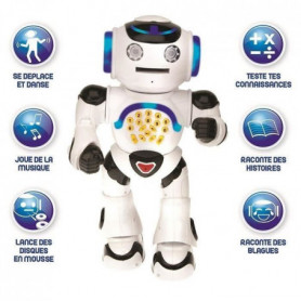 LEXIBOOK Powerman - Robot éducatif interactif