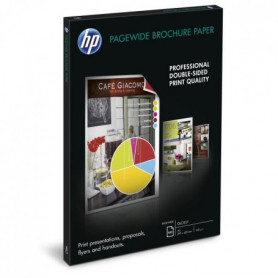 HP Papier Photo Brillant PageWide Bro GL - A3