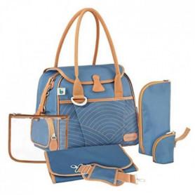 BABYMOOV Sac à Langer Style Bag Blue Navy