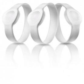 SOMFY Lot de 3 bracelets pour adulte pour serrure connectée