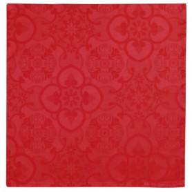 VENT DU SUD Lot 6 serviettes de table jacquard