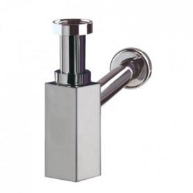 WIRQUIN Siphon de lavabo Caréis - Laiton chromé