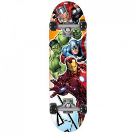 """AVENGERS Skateboard 28"""" x 8"""" - Marvel"""