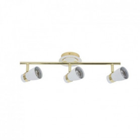 BRUCE Spot 3 lumieres LED - L 47,5 x H 15 cm - Blanc