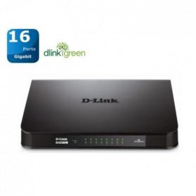 D-Linkgo GO-SW-16G Switch 16 ports Gigabit
