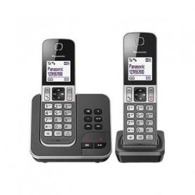 Panasonic KX-TGD322FRG Duo Téléphone sans fil Répondeur