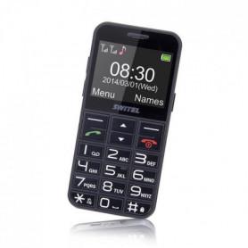 Téléphone sénior mobile M190 SWITEL Quad-bande