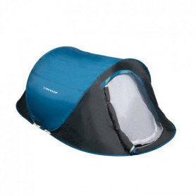 DUNLOP Tente Pop-up 2 Personnes Bleu