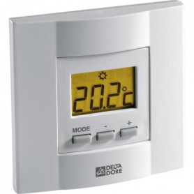 DELTA DORE Thermostat d'ambiance filaire a touches