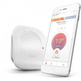 SOMFY Thermostat connecté filaire