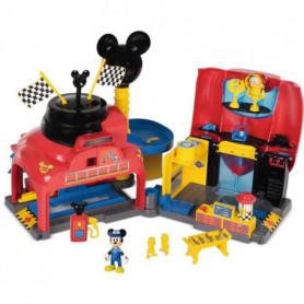 IMC TOYS Garage de Mickey & Ses Amis Top Départ