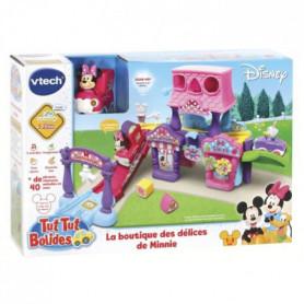 VTECH - Tut Tut Bolides Mickey - La Boutique
