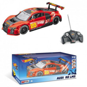 Hot Wheels - Audi R8 - Rallye - Voiture Radiocommandée