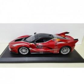 BBURAGO Véhicule miniature Ferrari en métal