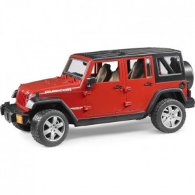 BRUDER - Jeep WRANGLER Unlimited Rubicon - 33 cm